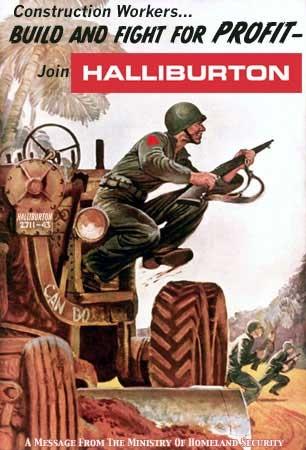 halliburton war profiteers