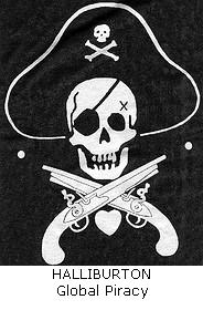 halliburton piracy