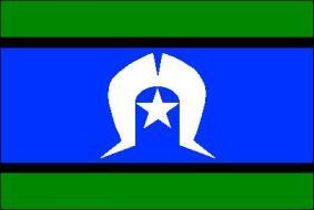 torres straight islander flag