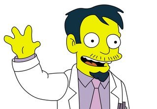 Dr Nick riviera