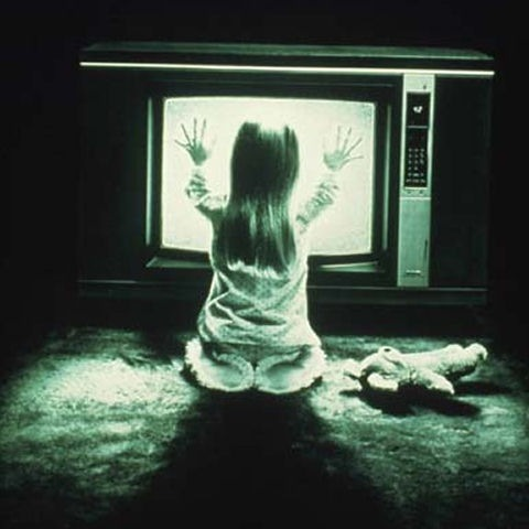from the movie 'poltergeist'