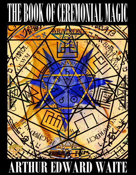 ceremonial magic cover