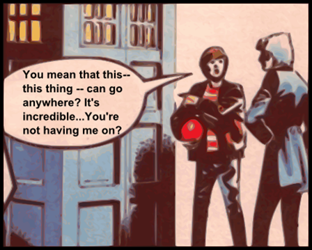 doctor who comic