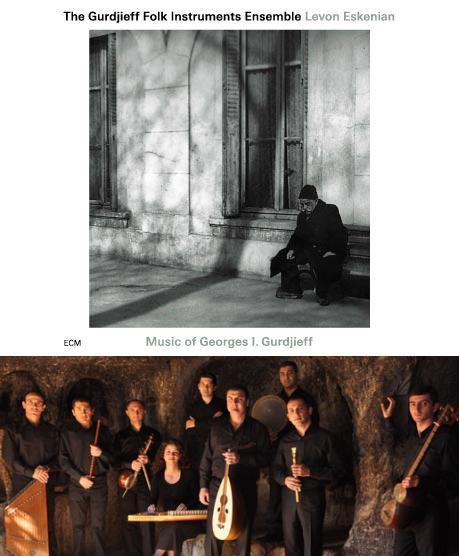 Gurdjieff Ensemble wins Edison awards